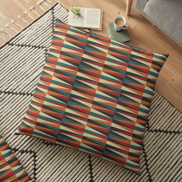 Triangularis Floor Pillow