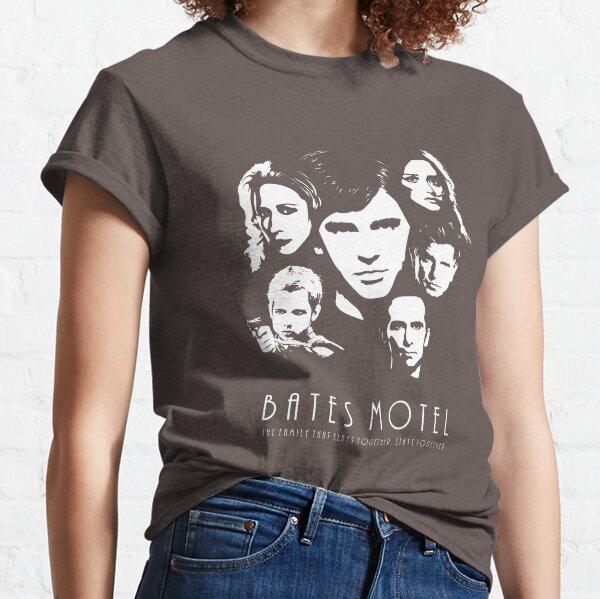 Motel Bates Camiseta clásica