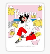 Ramona Volume Three Cover Sticker