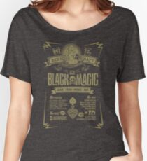 Black And Magic UF173 Best Product Women's Relaxed Fit T-Shirt