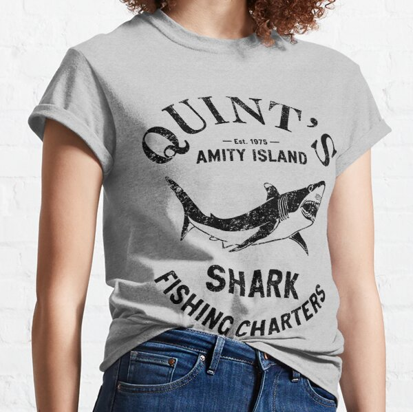 Quint's Amity Island Variant Classic T-Shirt