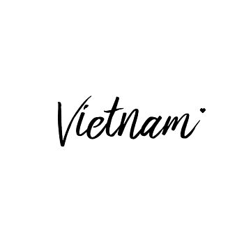 Vietnam in Love  by snowgraphs