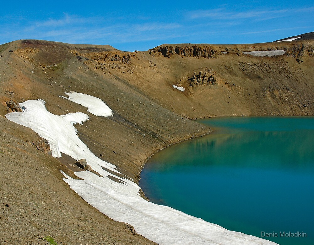 Crater Lake p.2 by Denis Molodkin