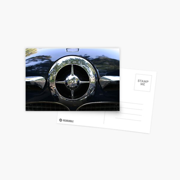 1950 Studebaker Champion Postcard