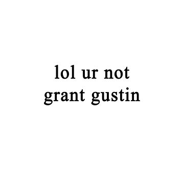 Lol ur not Grant Gustin {FULL} by fandomss