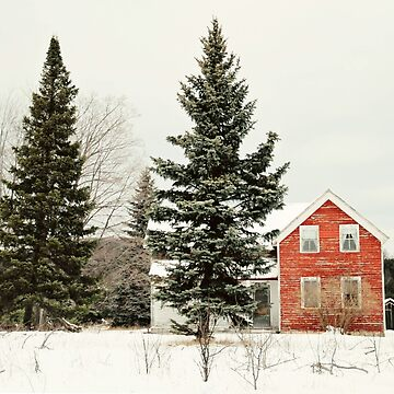 The Red House by riotjane