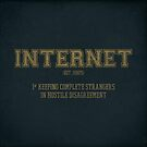 Internet est. 1990's by Conundrum Arts