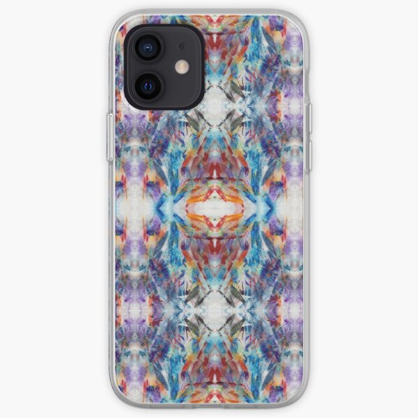 Crystal Prism Reflecting Light iPhone Soft Case