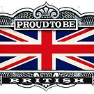 Proud To Be British by Cleave