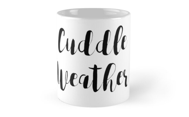 Cuddle Weather by Kimberly Dickerson