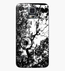 Cracked Wood Creature - Shee Texture / Pattern Case/Skin for Samsung Galaxy
