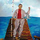 A Fisherman's Tale................. by WhiteDove Studio kj gordon