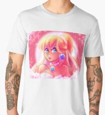 Wedding Peach Men's Premium T-Shirt