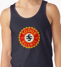 Thomas and Friends: Sodor Railway Logo Tank Top