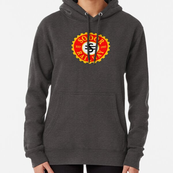 Thomas and Friends: Sodor Railway Logo Pullover Hoodie