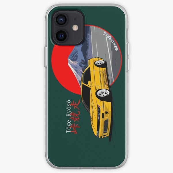 Tōge Kyōsō - Yellow iPhone Soft Case