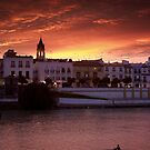 Guadalquivir Sunset by Freddy Murphy