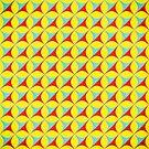 Irritating Pop Pattern by Conundrum Arts