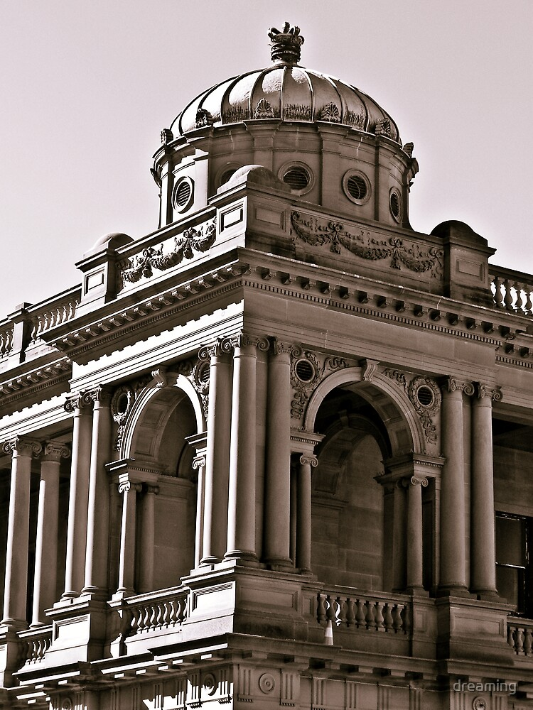 The Old Post Office Newcastle 2008 by dreaming