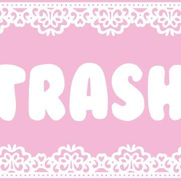 Trash by xanimekingdomx