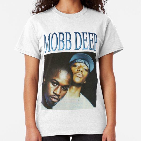 Mobb Deep PROMO T-Shirt-Classique Hip-Hop