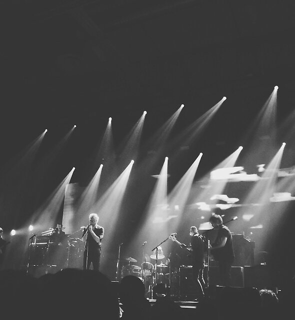 The National by Eoxe