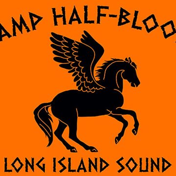 Camp Half-blood Shirt by abbabell