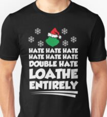 Loathe Entirely Unisex T-Shirt