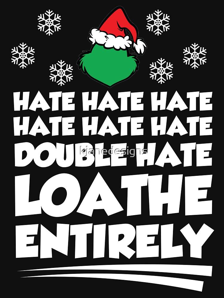 Loathe Entirely by kjanedesigns