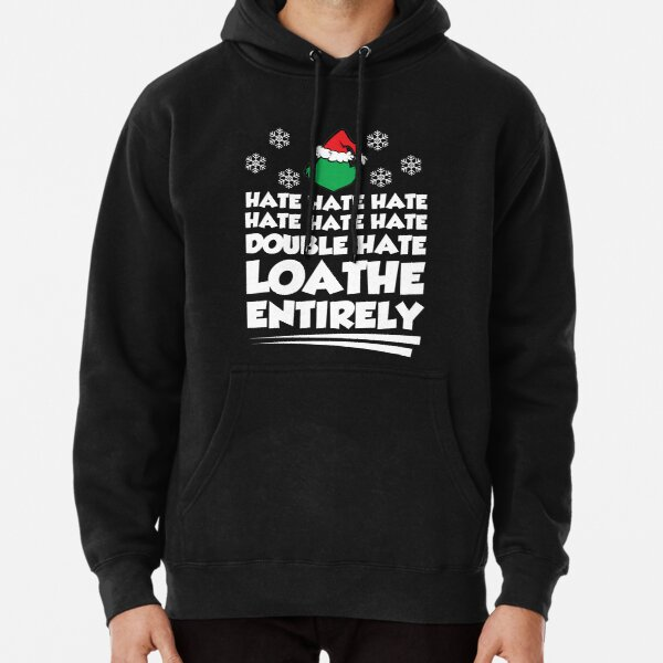 Loathe Entirely Pullover Hoodie
