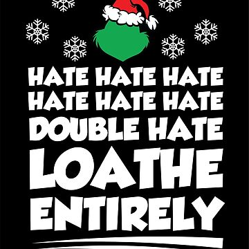 Loathe Entirely by kjanedesigns