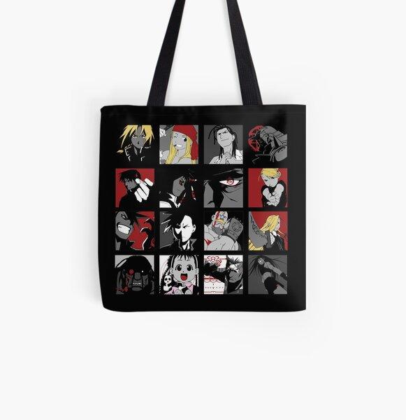 Fullmetal Alchemist Tote bag doublé