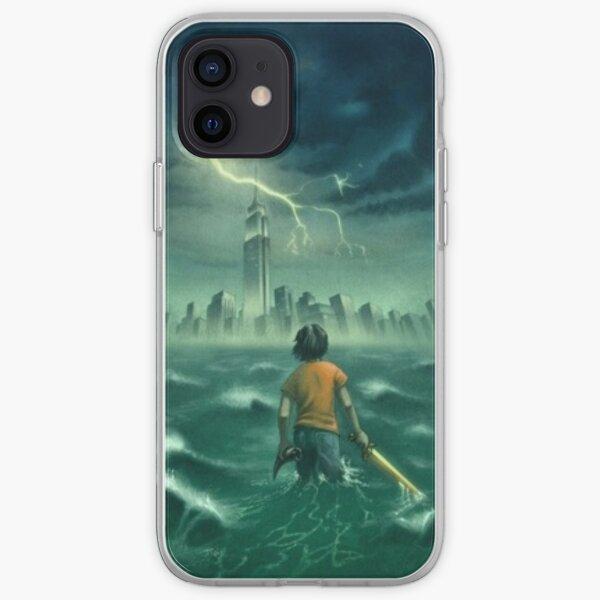 The Lightning Thief  iPhone Soft Case