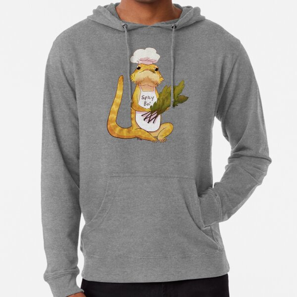 Here comes a Spicy Boy Lightweight Hoodie