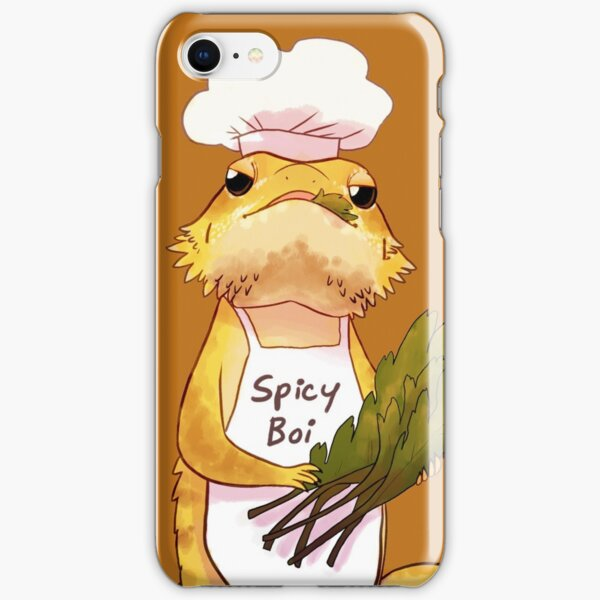 Here comes a Spicy Boy iPhone Snap Case