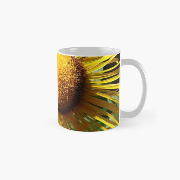 Sunflowers in Bloom - Shee Nature Photography Classic Mug