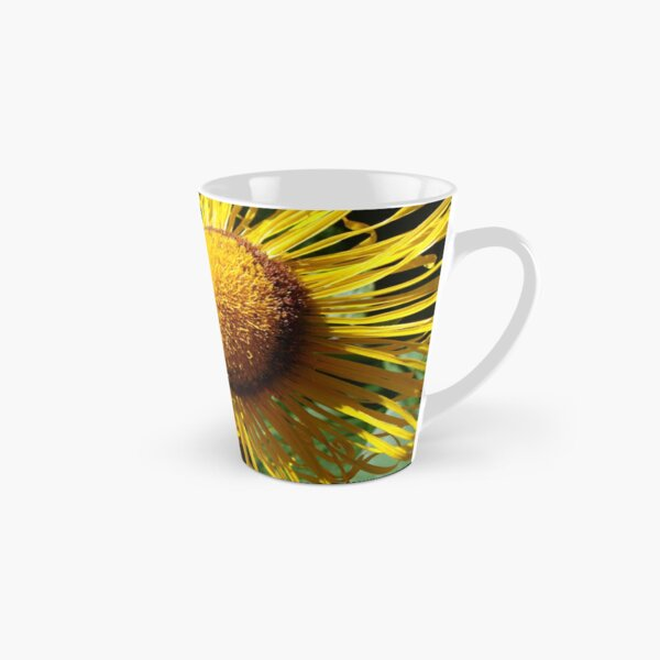 Sunflowers in Bloom - Shee Nature Photography Tall Mug
