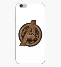 Steampunk Avengers iPhone Case
