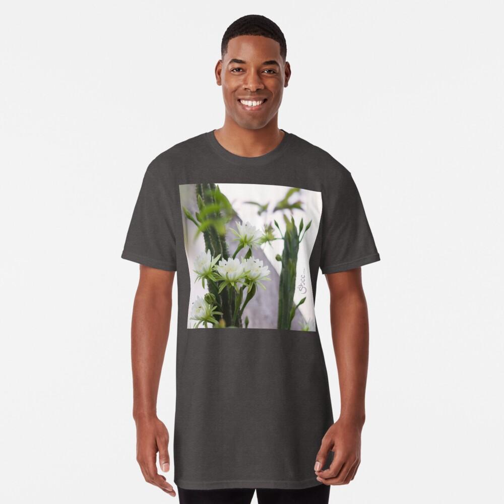 Princess of the Night - Blooming in Abundance Long T-Shirt