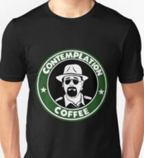 Hopper's Morning Contemplation Coffee T-Shirt