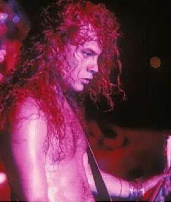 Mike Starr columbia
