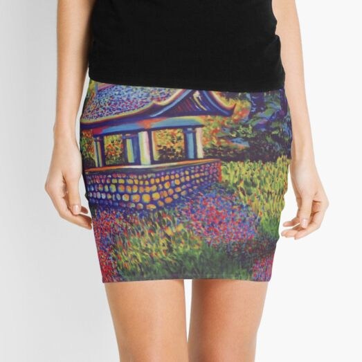Purifying Well Mini Skirt