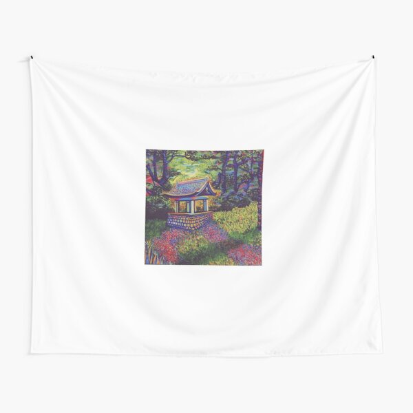 Purifying Well Tapestry