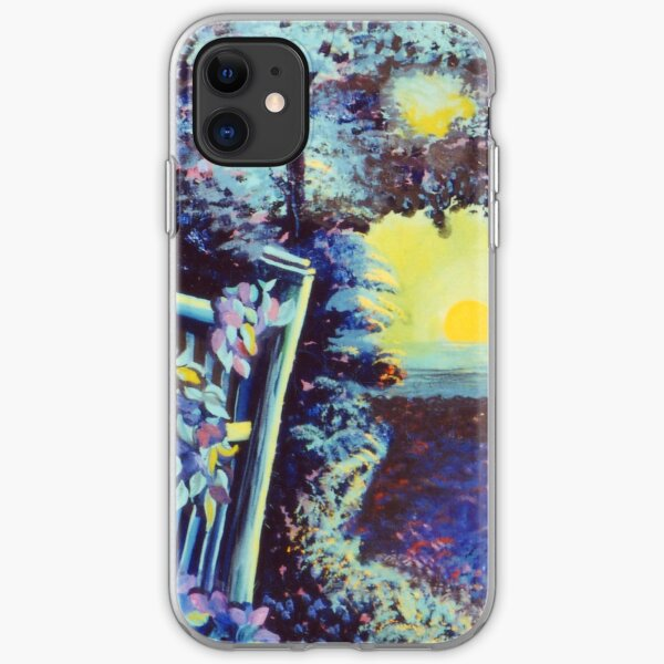 Walk to the Sea iPhone Soft Case