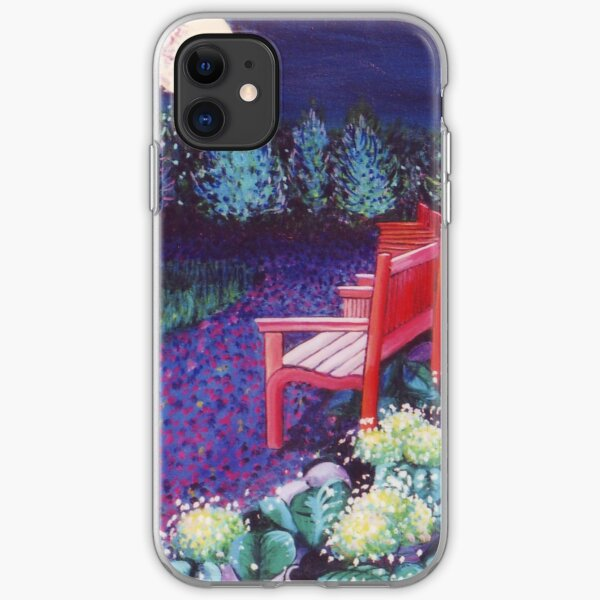 The Moon Seat iPhone Soft Case