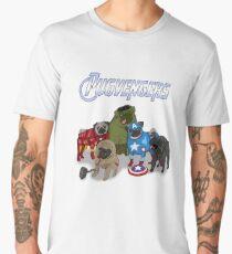 The Pugvengers Men's Premium T-Shirt