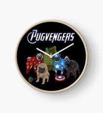 The Pugvengers Clock