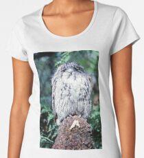 Tawny Frogmouth Women's Premium T-Shirt