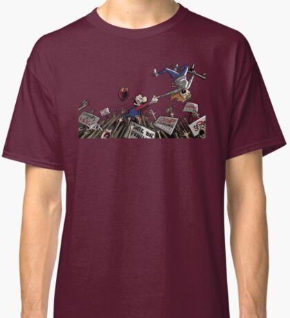 Mario Rescue 02 Classic T-Shirt