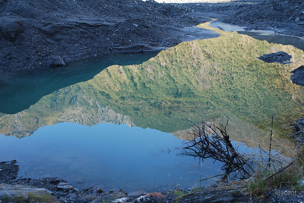 Reflections of New Zealand by ejacent